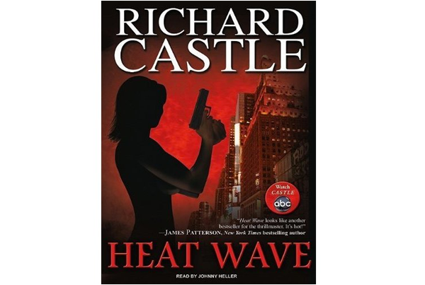 HeatWave by Richard Castle from Tantor Media