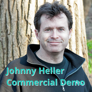 JOHNNY HELLER COMMERCIAL VO DEMO