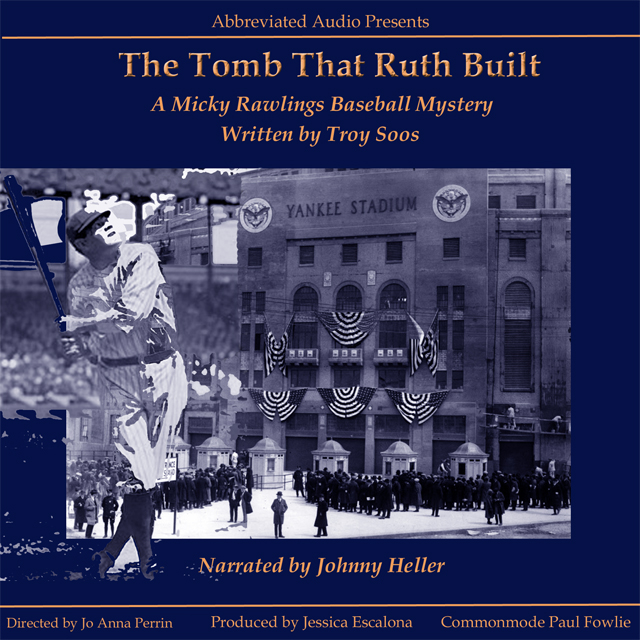 THE TOMB THAT RUTH BUILT